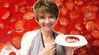 How To Make Strawberry Pretzel Salad Tutorial