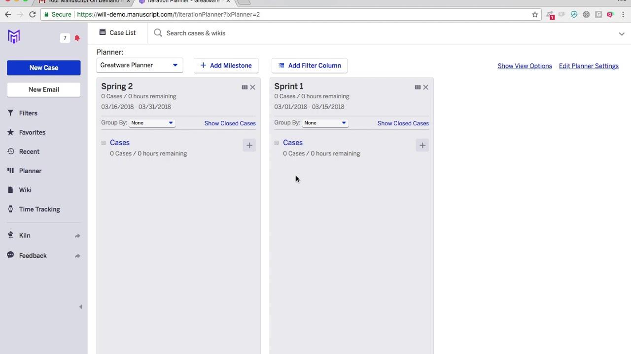 Fogbugz Free manuscript from fog creek software - managing projects: a