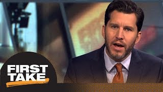 Will Cain believes in Ezekiel Elliott to reinvigorate Dak Prescott | First Take | ESPN