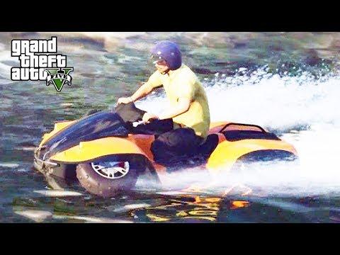 GTA 5 Roleplay | DOJ #93 - (CIV) Amphibious