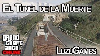 MALDITO TUNEL!! GTA V con Willyrex, Vegetta y AlexBY - [LuzuGames]