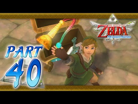 The Legend of Zelda: Skyward Sword - Part 40 - Ancient Ciste