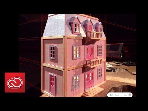 Adobe MAX 2015 - Sneaks - Project Dollhouse