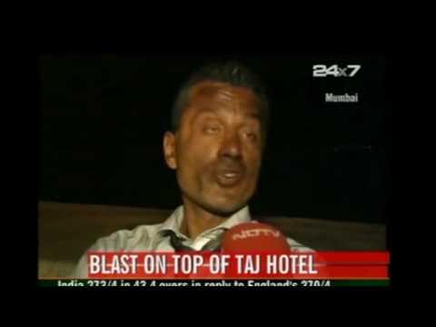 Muslim terrorist attack Mumbai