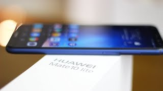 Huawei Mate 10 Lite - recenzja, Mobzilla odc. 412