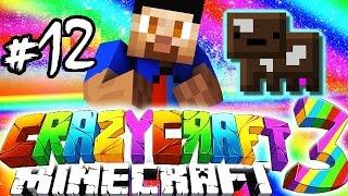Minecraft Mods: CRAZY CRAFT #12
