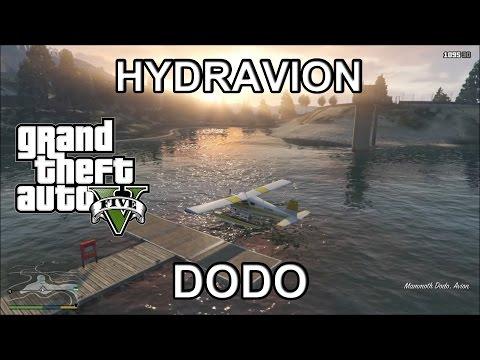 [GTA 5 - Emplacement véhicules] Débloquer et emplacements Dodo