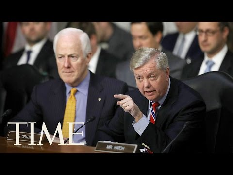 Senate Confirmation Hearing for Judge Neil Gorsuch Day 2 | TIME
