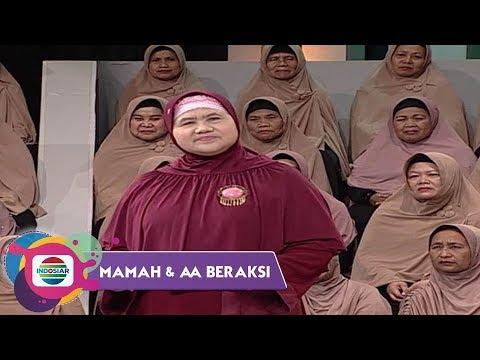 Mamah Dan Aa Beraksi - I'tikaf Di Masjid, Bukan Di Mall