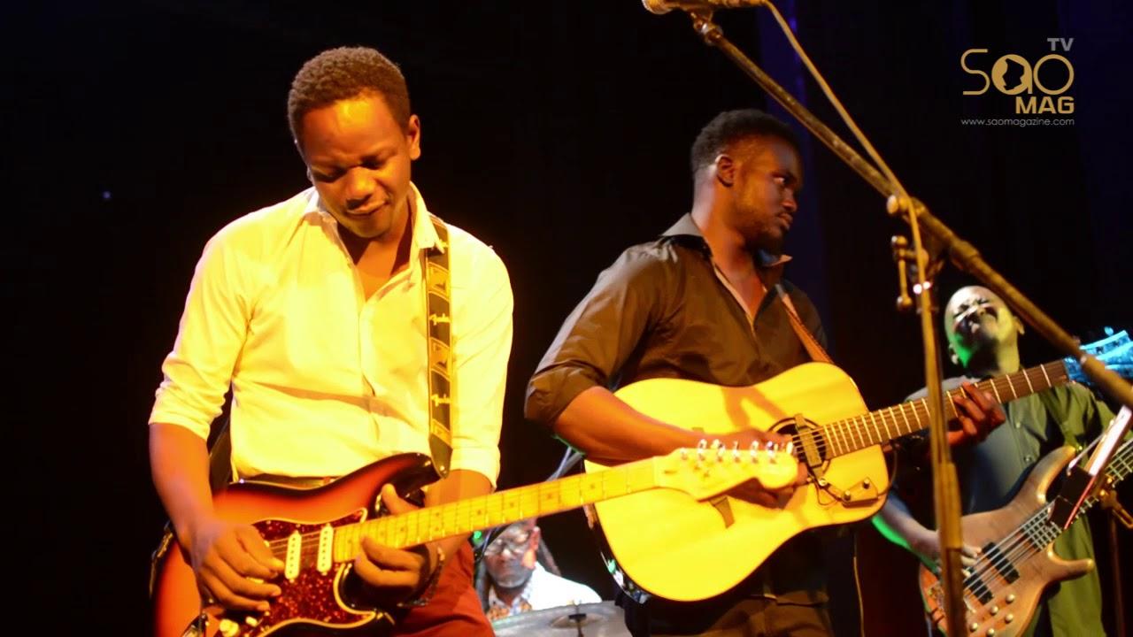 Download Baruch Kostas, prestation blues à l'Institut Français du Tchad