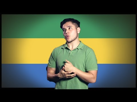Flag Friday! GABON (Geography Now)