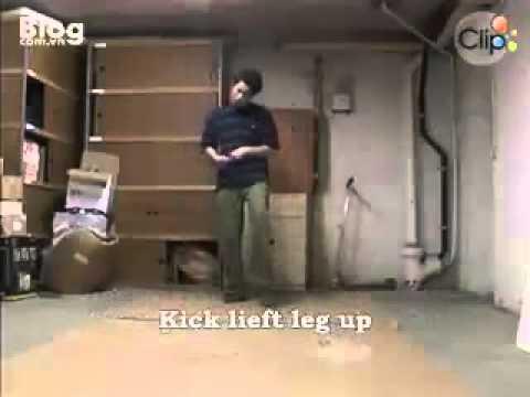 Xem video clip Dạy nhảy hiphop cơ bản   Video hấp dẫn   Clip hot   Baamboo com