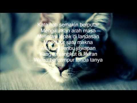 Azlan and The Typewriter: Tanda Tanya lirik HD