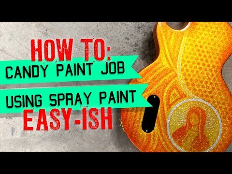 how-to-candy-paint-job-using-spray-paint-step-by-step-w/o-special-equipment-the-easiest-way-to-kandy