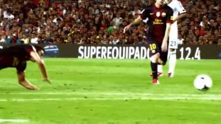 Andres Iniesta vs Real Madrid by ElAlonso