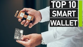 Top 10 Amazing Smart Wallet Every Men Should Have