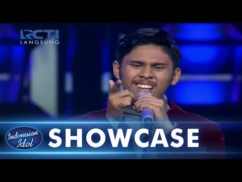 ELVAN - TERJEBAK NOSTALGIA (Raisa) - SHOWCASE 1 - Indonesian Idol 2018