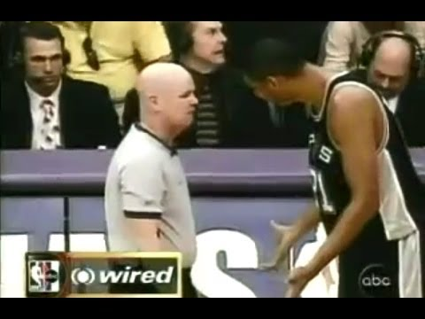 Joey Crawford wired - listen to highlights from the NBA referee