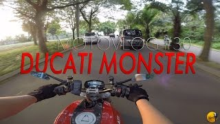 Testride (bukan review) Ducati Monster 795 - Motovlog #30
