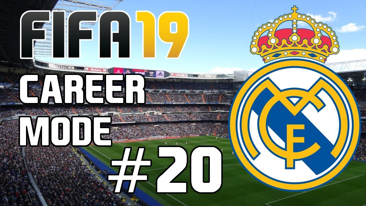 FIFA 19 Real Madrid Career Mode Ep.20