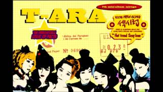 T-ARA - Sexy Love (Official Audio MP3)