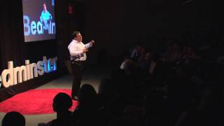 The fountain of youth is closer than we think | Dr. Robert Hariri | TEDxBedminster