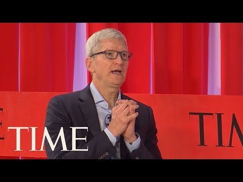 Tim Cook On Corporate Involvement In Social Issues | TIME 100 | TIME