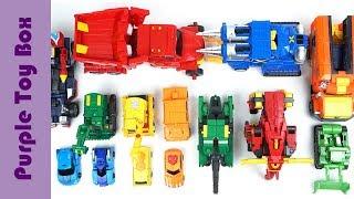 14 Hello Carbot Season5 Car Animal Transformer Toys