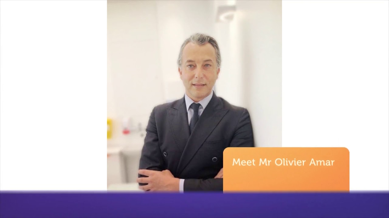 Mr Olivier Amar : Neck Plastic Surgery in London