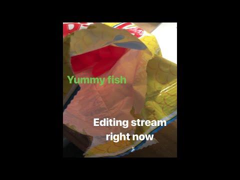 Editing stream