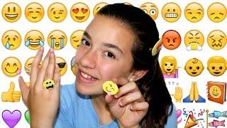 Repeat youtube video Cómo hacer emojis o emoticonos para anillos, imanes..