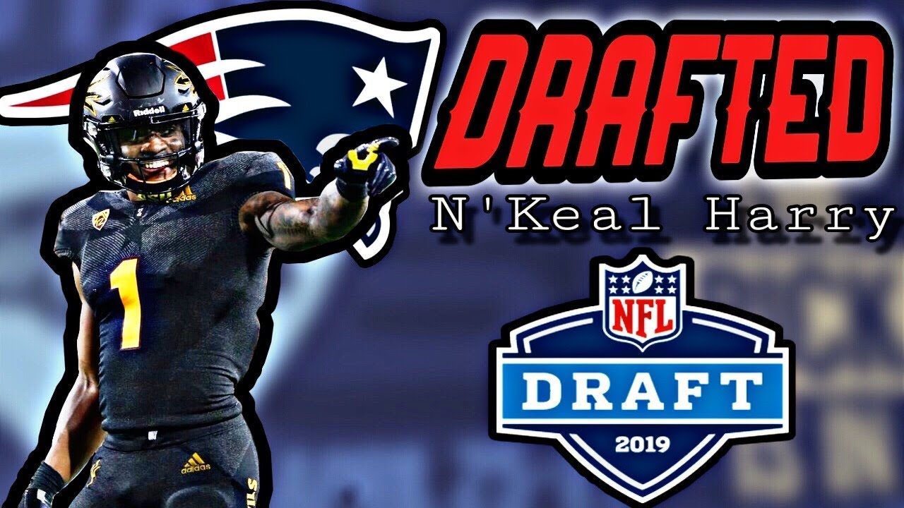 Why the Patriots' N'Keal Harry is *my* favorite wide receiver of the 2019 NFL Draft