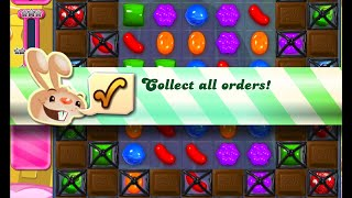 Candy Crush Saga Level 1006 walkthrough (no boosters)