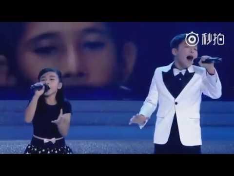 You Raise Me Up Celine Tam 譚芷昀 Miss World 2017 Live Duet Performance