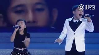 Download lagu You Raise Me Up Celine Tam 譚芷昀 Miss World 2017 Live Duet Performance MP3