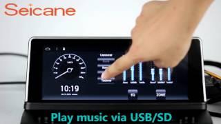 Intelligent 2004-2013 Volvo XC90 aftermarket navigation bluetooth music with cd radio USB