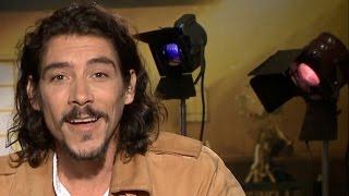 Oscar Jaenada cuenta cómo se convirtió en Cantinflas para la película biográfica