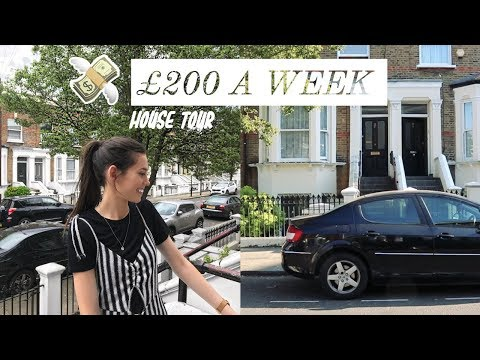 London House Tour! & the Cost