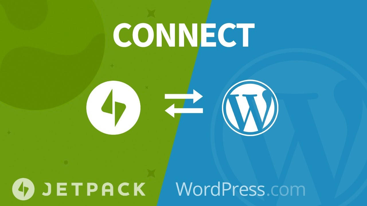 Connect Jetpack to WordPress com in 60 seconds