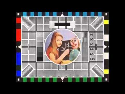 ThriftshopXL - History of the Testcard Mix