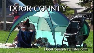 Door County Making Memories | Tent