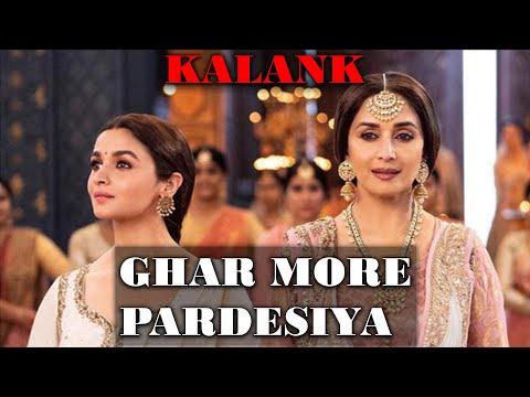 ghar-more-pardesiya---kalank- varun,-alia-&-madhuri shreya-&-vaishali pritam amitabh abhishek-varman