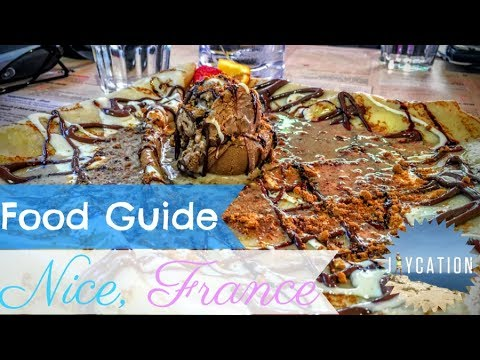 TOP PLACES TO EAT IN NICE FRANCE | French Riviera Food Guide