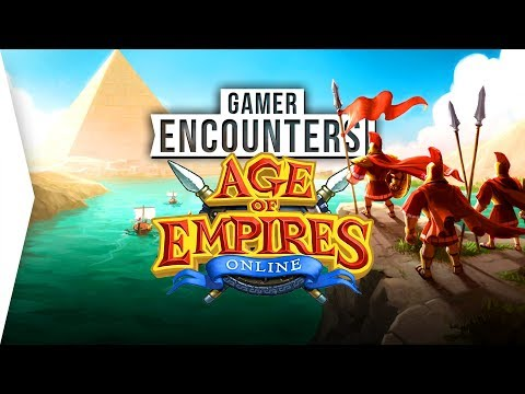Age Of Empires Online ► Project Celeste & A Good Game? - Mod Gameplay - [Gamer Encounters]