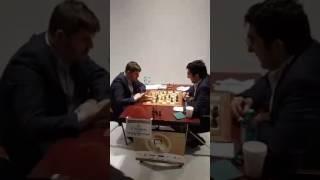 Свидлер - Крамник. Концовка партии и анализ