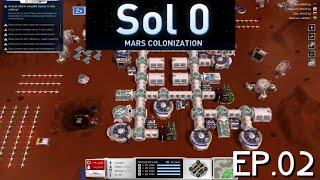 Sol0 | Allons coloniser Mars, ep 2 [ FR / HD ]