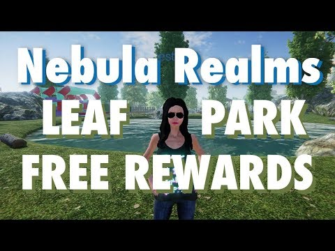 Nebula Realms Leaf Park Free Rewards Tour By Jesttara