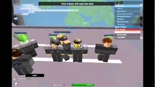 Roblox WIJ Training part 1 (my first roblox video)