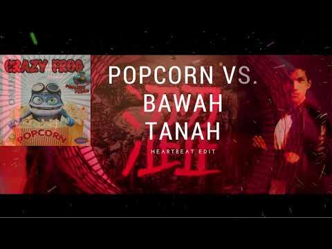 Crazy Frog Vs. Quintino - Popcorn vs Bawah Tanah (HB EDIT)