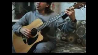 Уроки игры на гитаре. #2 Золотухин Валентин
